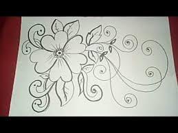 Motif batik bunga memiliki ciri khas warna yang cukup terang. Gambar Batik Bunga Ornamen 5 Youtube