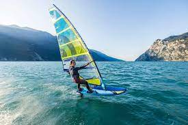 HydroFoil - JP Australia flying over water, the new trend, foiling