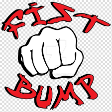 Fist Transparent Background Fist Bump Art Fist Transparent Background Png Clipart
