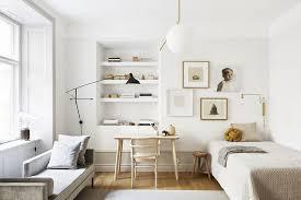 small space scandinavian design studio