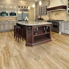 Travertine Flooring In Kitchen Trafficmaster Take Home Sample Allure Ultra Tile Aegean
