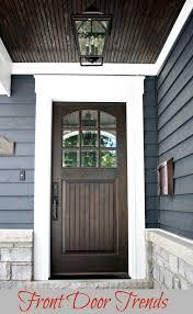 front door companyFront Door Trends  So Chic Life