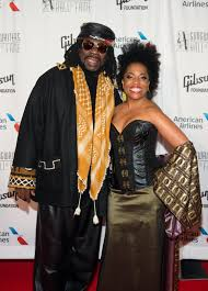 Rhonda, a singer-songwriter, actress, and public speaker, married ...
