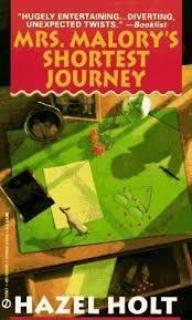 Mrs. Malory Mystery Ser.: Mrs. Malory's Shortest Journey by Hazel Holt and Hazel  Holt (1995, UK- A Format Paperback) for sale online | eBay