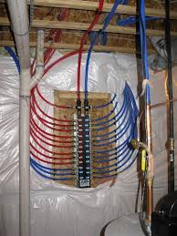 is it possible to use a hot water recirculation pump a pex enter image description here