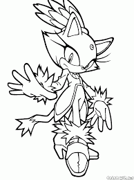 Sonic Blaze Coloring Pages 2019 Open Coloring Pages