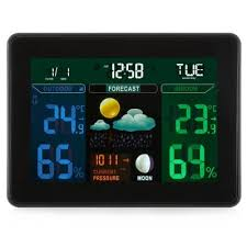 ts 71 wireless digital weather station temperature monitor