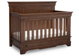 simmons crib. simmons kids tivoli convertible crib n more, antique chestnut