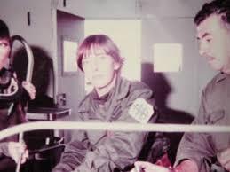 Alicia Reynoso fue reconocida como la primera enfermera veterana ...