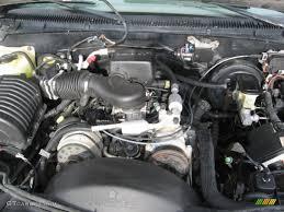 1999 Chevrolet Tahoe LS Engine Photos | GTCarLot.com