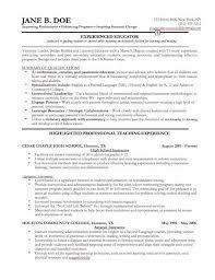 Resume Sample 2012 Free Resume Templates 2018