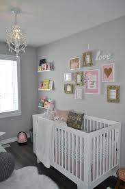 364 best Pink and grey rooms images on Pinterest | Girl nursery, Ash color  and Baby room