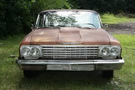 1962 Chevy Impala 2 Door Hardtop