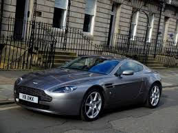 Used Aston Martin Vantage Ad Year 2007 Reezocar