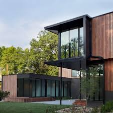 architecture houses. Hufft Architects\u0027 Kansas City Residence Is Influenced By Marcel Breuer Architecture Houses