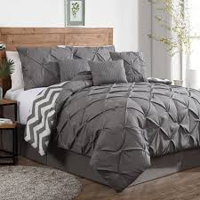 attractive grey bedding sets queen black and comforter graceful white set teal gray king size quilt