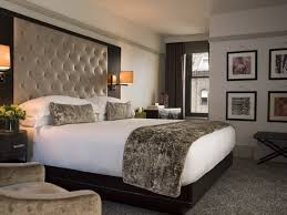 popular of hotel room decor hotel room decorating ideas comes with black wooden bed frames and