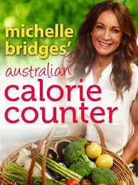 Food Calorie Book Michelle Bridges Australian Calorie Counter By Michelle Bridges