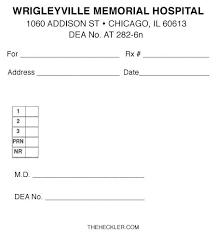 Doctor Notes Printable Release Capture Doctors Florida Hospital Note
