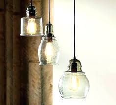 moon light fixture ceiling lights three bulb ceiling light fixture glass 3 pendant pottery barn bare