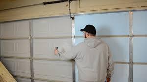 ep30 insulate garage door 16