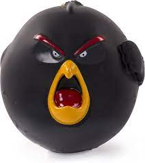 Spin Master 6027798 - Angry Birds Vinyl Collectible Figures - Bomb:  Amazon.de: Spielzeug