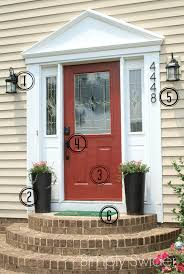 front door curb appeal6 budget friendly ways to improve your front doors curb appeal