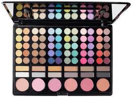 shany professional 78 color makeup kit