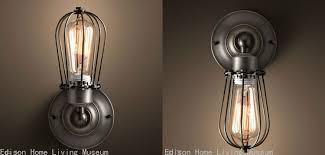 vintage looking lighting. wall lamp vintage american style personalized iron mirror light bedlighting aisle lights b8039 looking lighting i