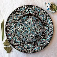 <b>Тарелка декоративная</b>, <b>27</b> см. #niznekamsk#tatarstan#тарелка ...
