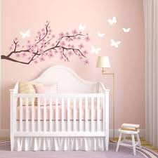 wall sticker for baby girl nursery