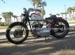 1942 harley davidson motorcycle street tracker bobber for sale