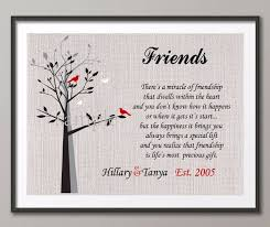 personalized special friend gift family tree quote wall art poster print pictures canvas painting home decoration on personalized wall art gifts with personalized special friend gift family tree quote wall art poster