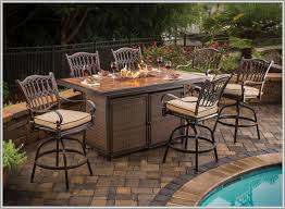 Patio outstanding tall patio furniture Outdoor High Top Table