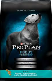 Purina Pro Plan Weight Management Dog Food Focus Adult Large