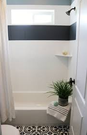 Tiles With Designs On Them Painting Tiles And Other Great Tile Updates Shower Tile
