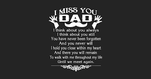 father 2 i miss you dad tapestry