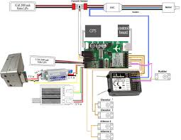 fpv wiring diagrams page  i m worried that it needs extra filtering be lc filter between video battery and osd or no need