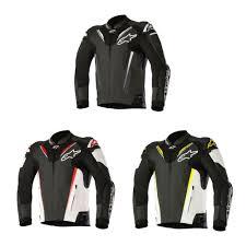 details about alpinestars atem v3 leather ce level 2 motorcycle bike riding jacket