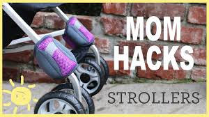 Life Hacks For Moms Mom Hacks Strollers Ep 6 Youtube