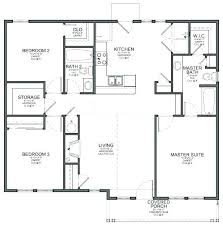 4 bedroom floor plans 2 story simple rectangular house plan simple 4 bedroom house plans simple