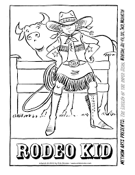 Small Picture Printable Pictures Rodeo Coloring Pages 71 In Coloring Pages for
