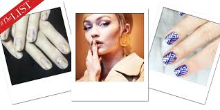 thelist nail artists to follow on insram