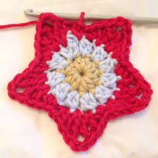 Crochet Star Pattern Magnificent Easy Crochet Star Pattern Ruby Custard