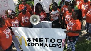 McDonald's workers in Orlando, other cities protest over sexual harassment  - Orlando Sentinel