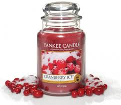 Yankee Candle Cranberry Ice Tea Lights Tea Lights Cranberry Ice Yankee Candle Scented Tea Lights