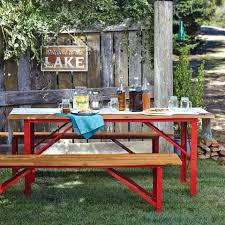 beer garden table. Red Beer Garden Dining Table. Previous. V7 Table