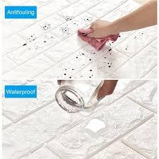 3D Brick Wall Sticker / Brick Wall ...