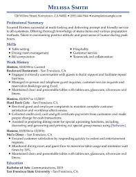 Perfect Resume Samples For Your Job Hunt My Perfect Resume