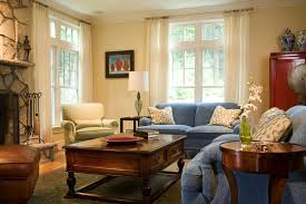 Loveseat Bedroom Traditional With Drapes Curtains
